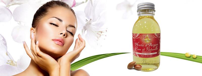 huile d'argan pure et naturelle
