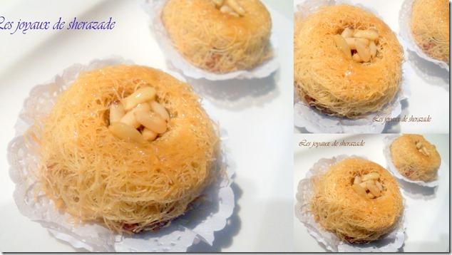 gâteaux algeriens