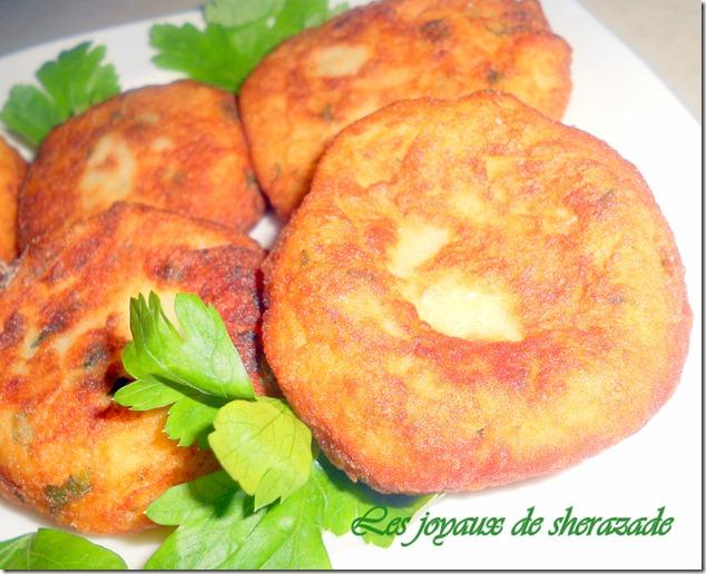 maakouda, recette algérienne