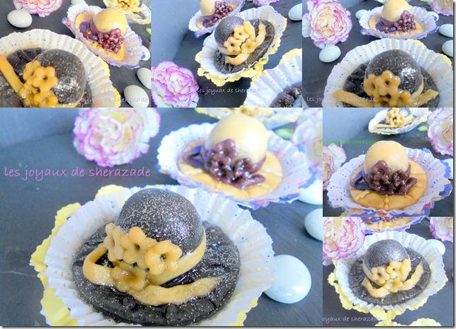 gâteau algérien les chapeaux