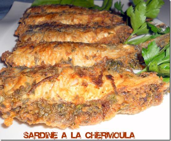 recette de sardine