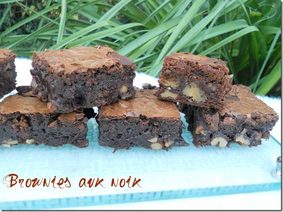 brownies recette américaine