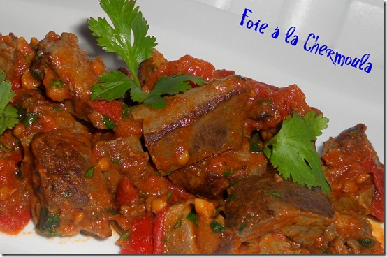foie à la sauce tomate 01