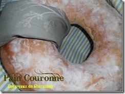 pain couronne