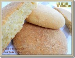 pain à la semoule at aux olives