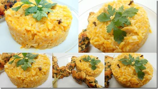 riz au épices, cuisson pilaf