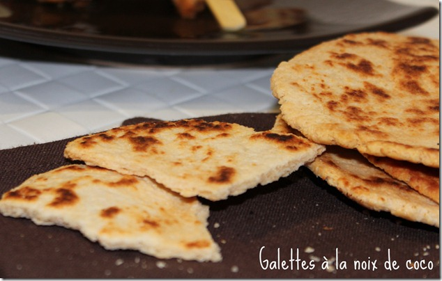 galettes à la noix de coco, pain cingalais
