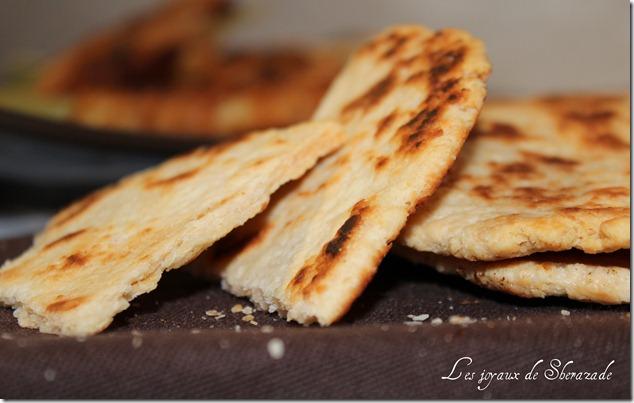 pain à la noix de coco