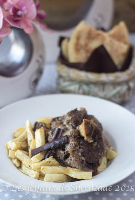 el mhamar plat algérien