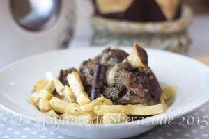 mhamer plat algérien