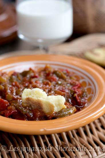 felfla, recette algérienne