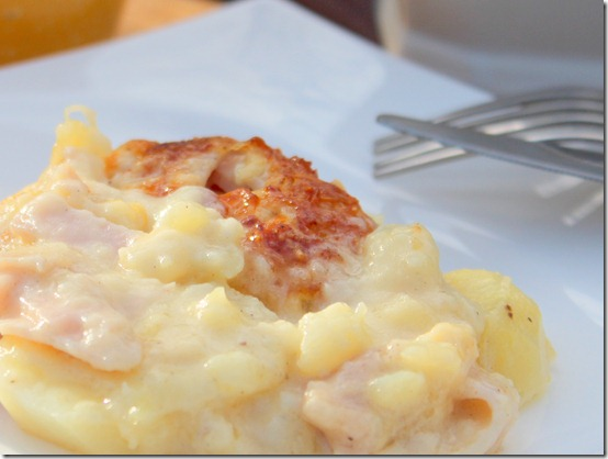 Recette tartiflette au reblochon savoyard thumb2 - Tartiflette cuisine az ...