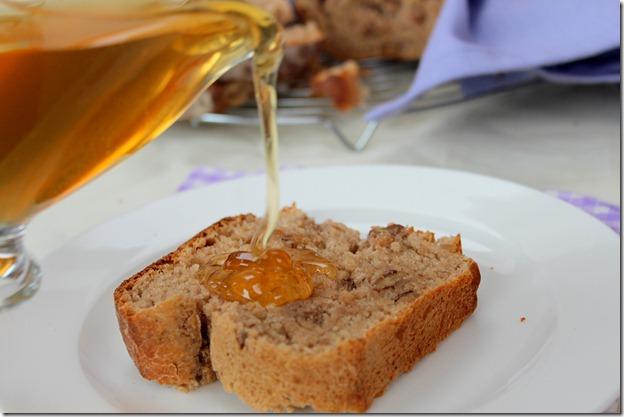 pain de compagne au noix