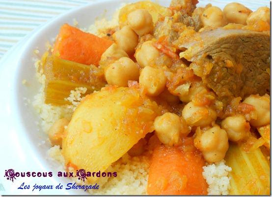 recette de couscous