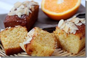cake-à l'orange