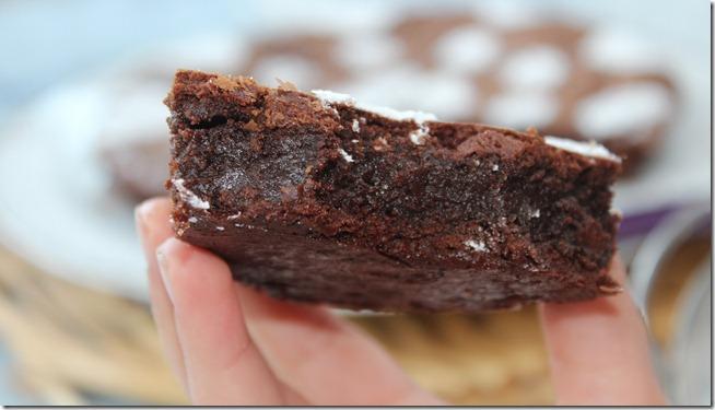 fondant au chocolat délicieux et inratable