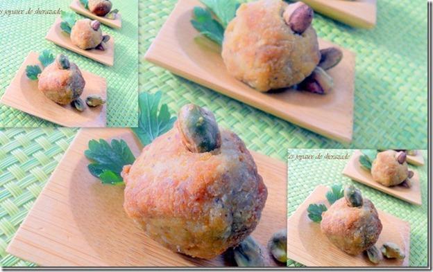 poulet au pistaches
