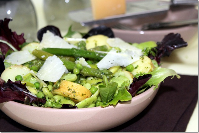 salade printanière 5
