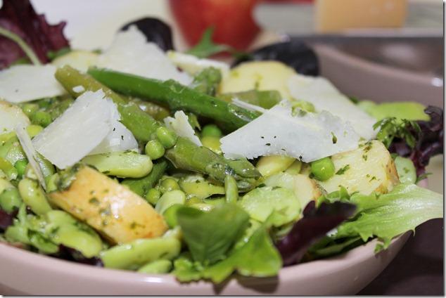 salade printanière 7