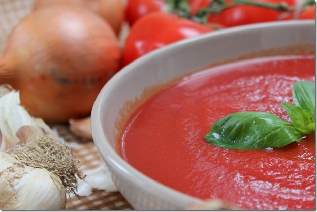 sauce tomate pour pizza maison