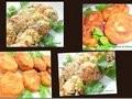 Maakouda (galette de pomme de terre au persil et au cumin)