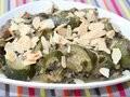 Recette de légumes aux amandes