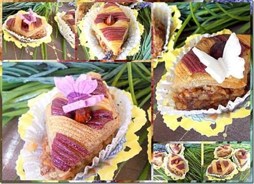 Baklawa , gâteau algérien