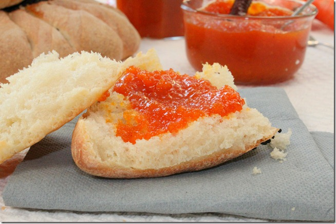 confiture de carottes houriat el matbakh