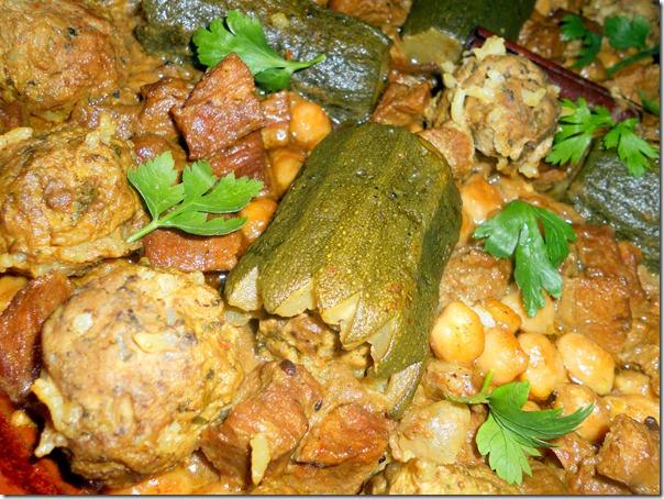 courgettes farcies cuisine algerienne