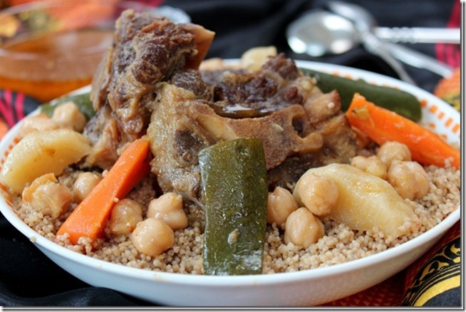 Différentes recettes de couscous algérien