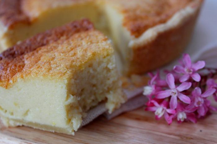 tarte à la mascarpone