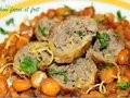 Houriat el matbakh; recette de chou farci et frit