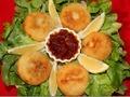 Recette indienne : galettes de pommes de terre farcies