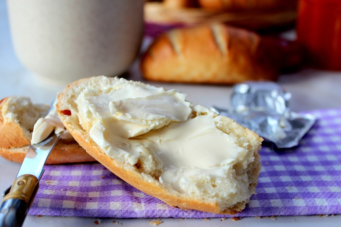 petits pain au lait moelleux