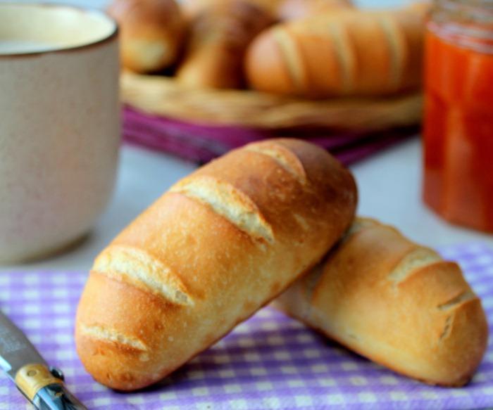 petits pain au lait pour le gouter