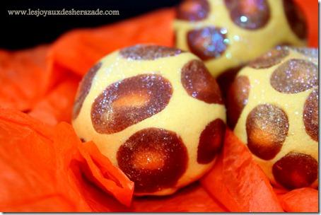 gateau algerien sans cuisson noix caramel
