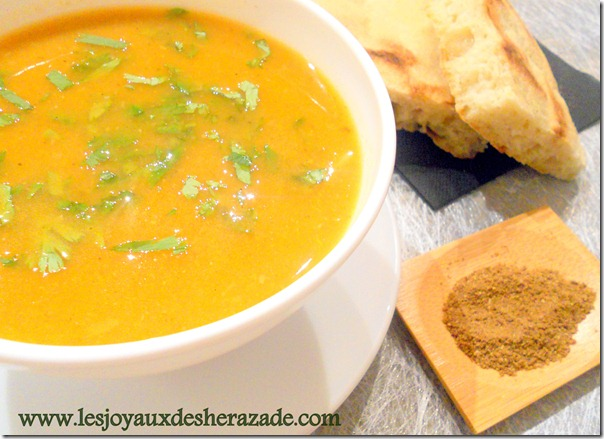 harira soupe algerienne, cuisine algerienne