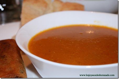 hrira cuisine algeirenne