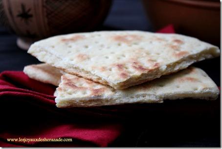 khobz ftir pain algerien