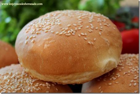 pain hamburger maison super moelleux