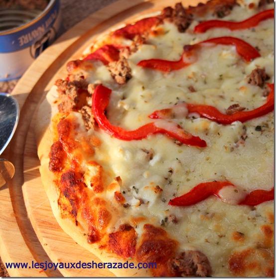 pizza thon mazzarella