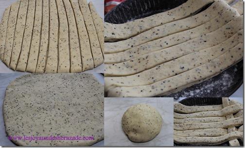préparation de pain d'épices 1
