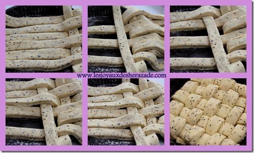 préparation de pain d'épices 2