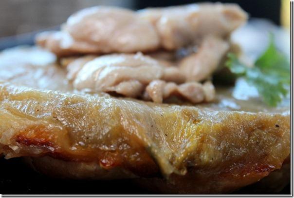 recette de tarte tatin salée, ris d eveau cuisine algerienne