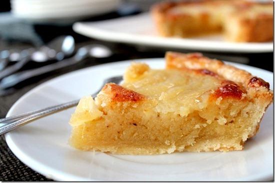 tarte à la frangipane facile