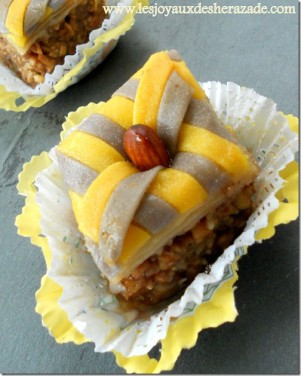 Baklawa, gâteau algérien