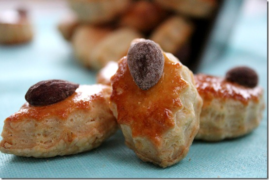 cuisine algerienne , recette algerienne, , salé aux amandes