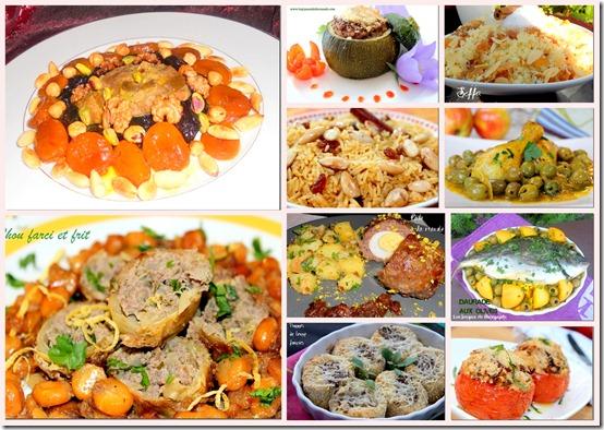cuisine algerienne, recette algerienne