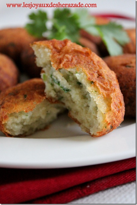 maakouda, croquette de pommes de terre, cuisine algerienne