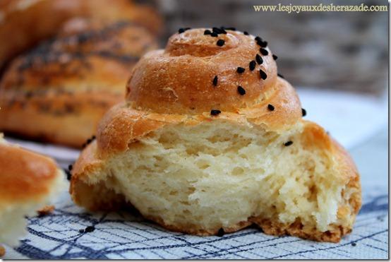 pain pour ramadan, recette algerienne, pain semoule, cuisine algerienne